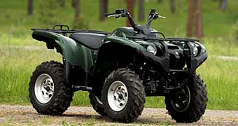 new yamaha grizzly 700 FI review