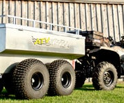 ATV Gear Review: Bosski 1600 AL ATV Wagon