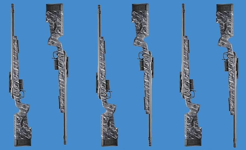 bergara rifle collage