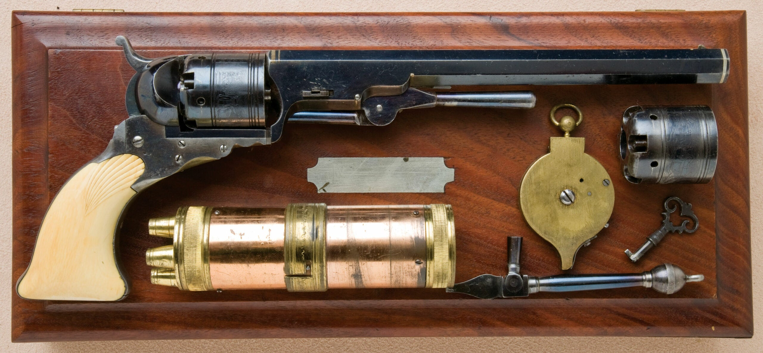 One of the Greatest Collections of Colt Revolvers Ever Assembled