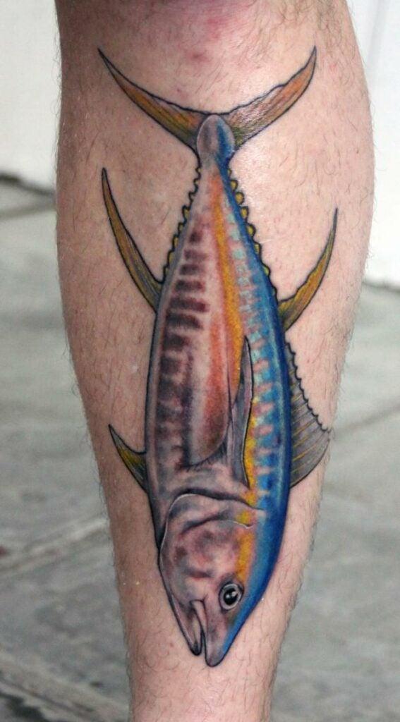 """Yellowfin"