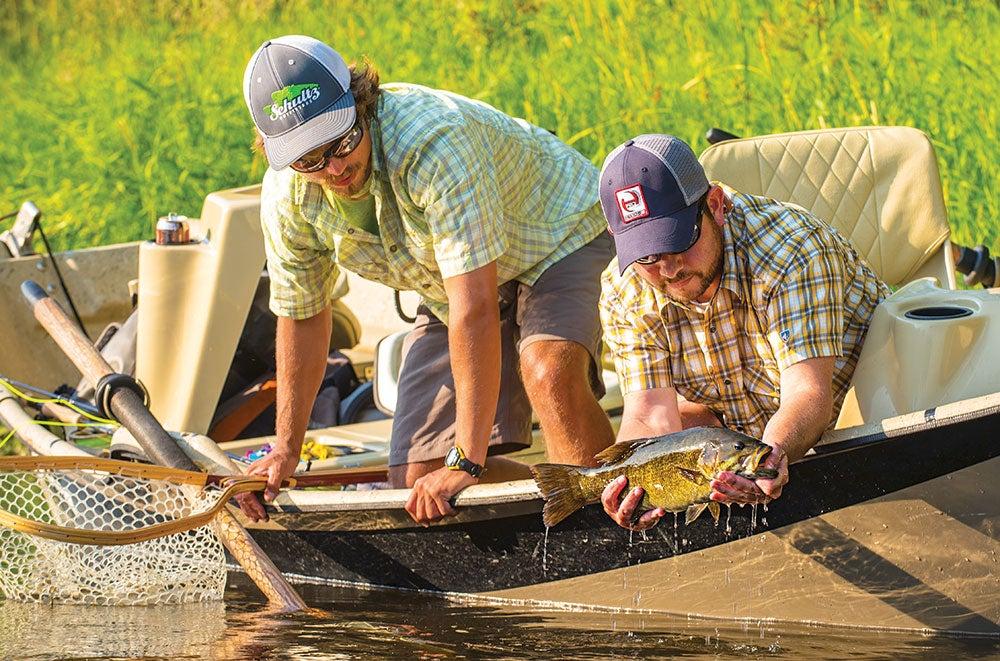 the season, smallmouths, bass, summer, topwater, smallies, fishing