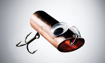 Make an Unbeatable Bass Lure for Next to Nothing