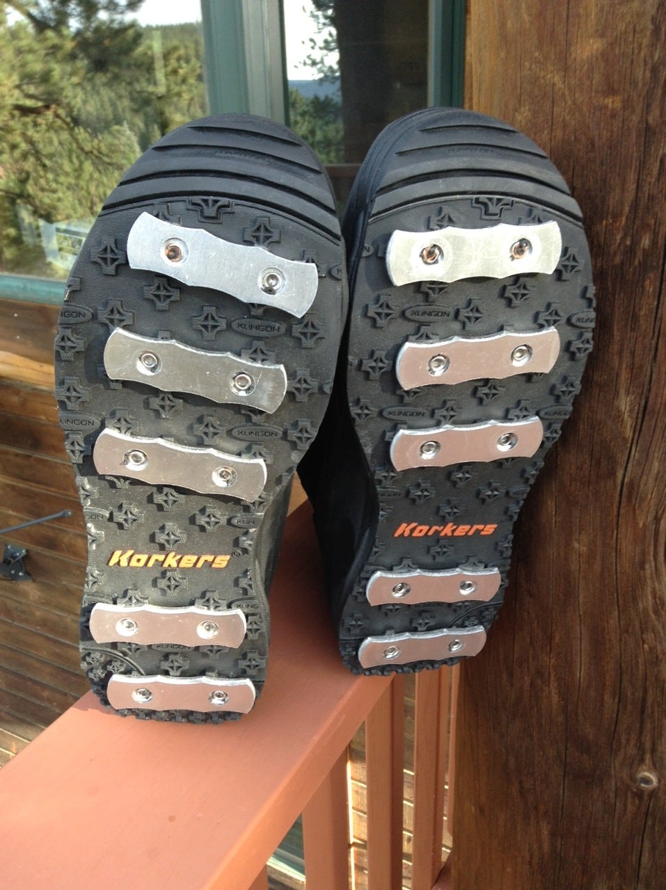Does Aluminum Offer the Best Wading Traction?