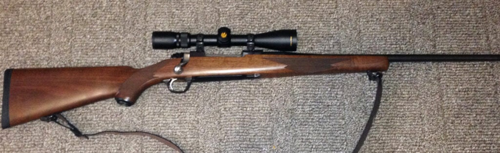 Ruger M77 Mark 2