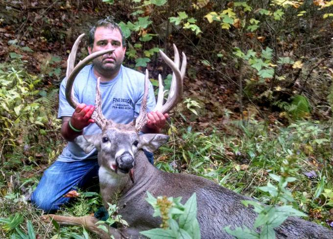 Watch Live: PA Game Commission Will Stream Scoring of Potential Record Buck