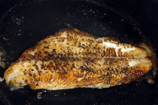 The 10-Minute Rule for Cooking Fish