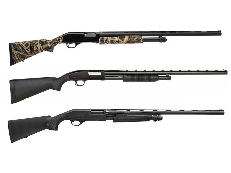 Three Pump Shotguns for Under $300