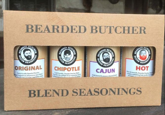 Bearded Butcher Blend Variety Seasoning Pack
