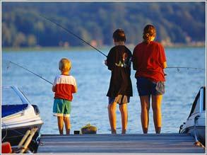 SOUTHWESTERN MAINE: Angler's Bounty