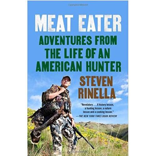meat eater book steven rinella