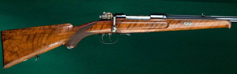A Rifle for the North Woods