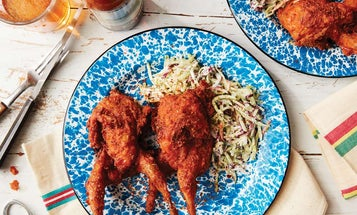 How to Cook Nashville Hot Fried Quail