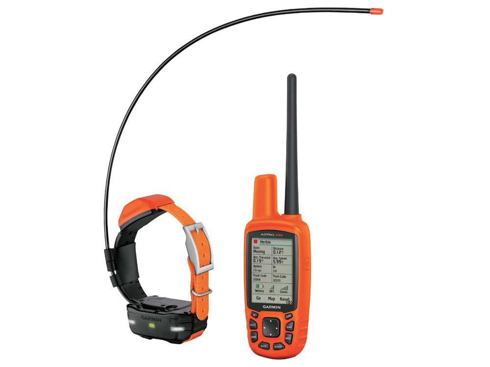 Garmin Astro 430 T 5 e-Collar Dog Tracking System