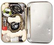 Make a Survival Kit out of an Altoids Tin