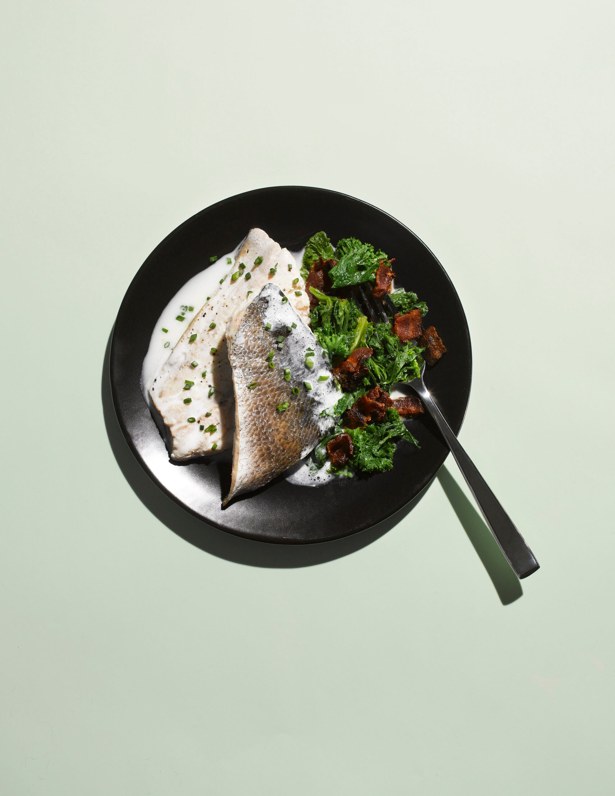 Recipe: How To Cook Buttermilk Poached Trout