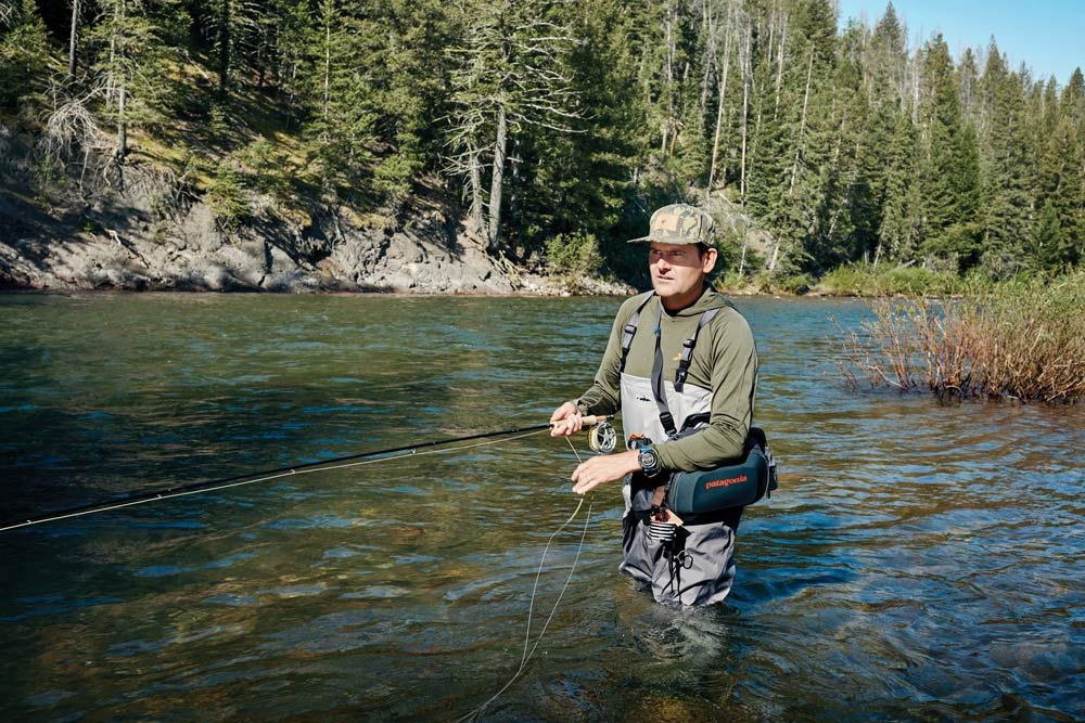 kenton carruth angler trout fly fishing