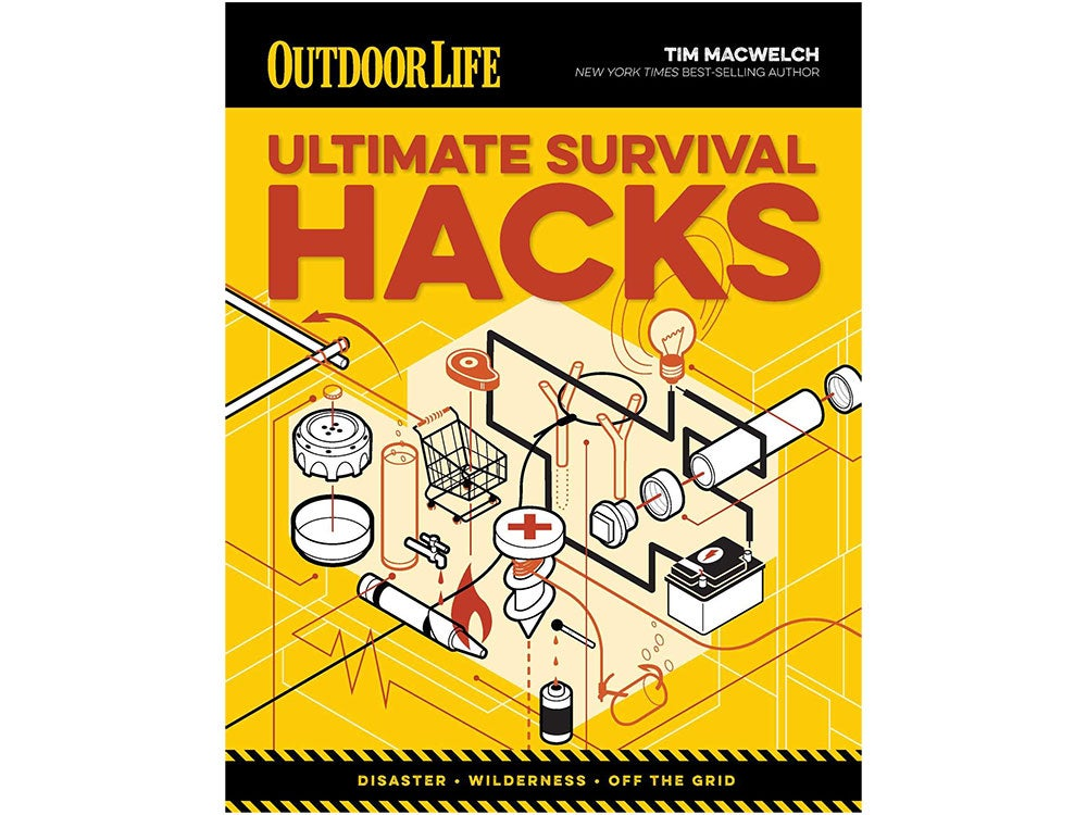 Ultimate Survival Hacks: Over 500 Amazing Tricks That Just Might Save Your Life