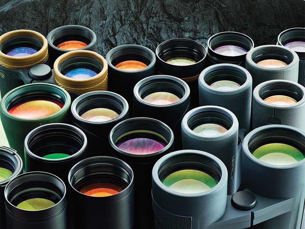 rifle scope binocular hunting optics field test