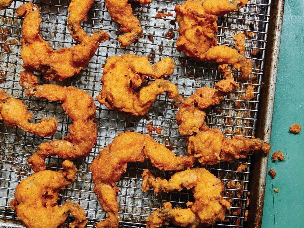 tempura fried frog legs recipe