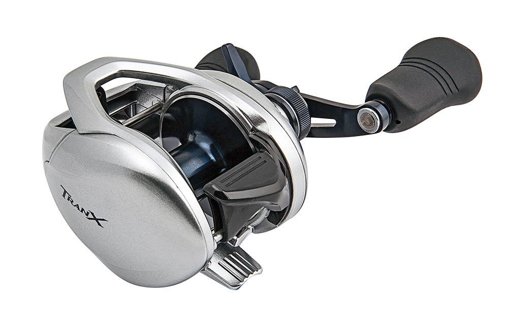 Shimano Tranx 300 & 400 fishing reel