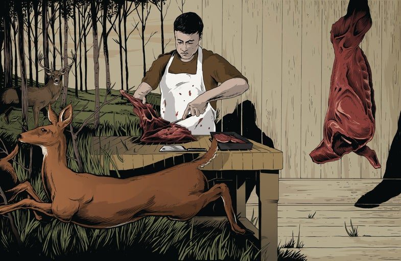A Cut Above the Rest: Butchering Your Own Deer