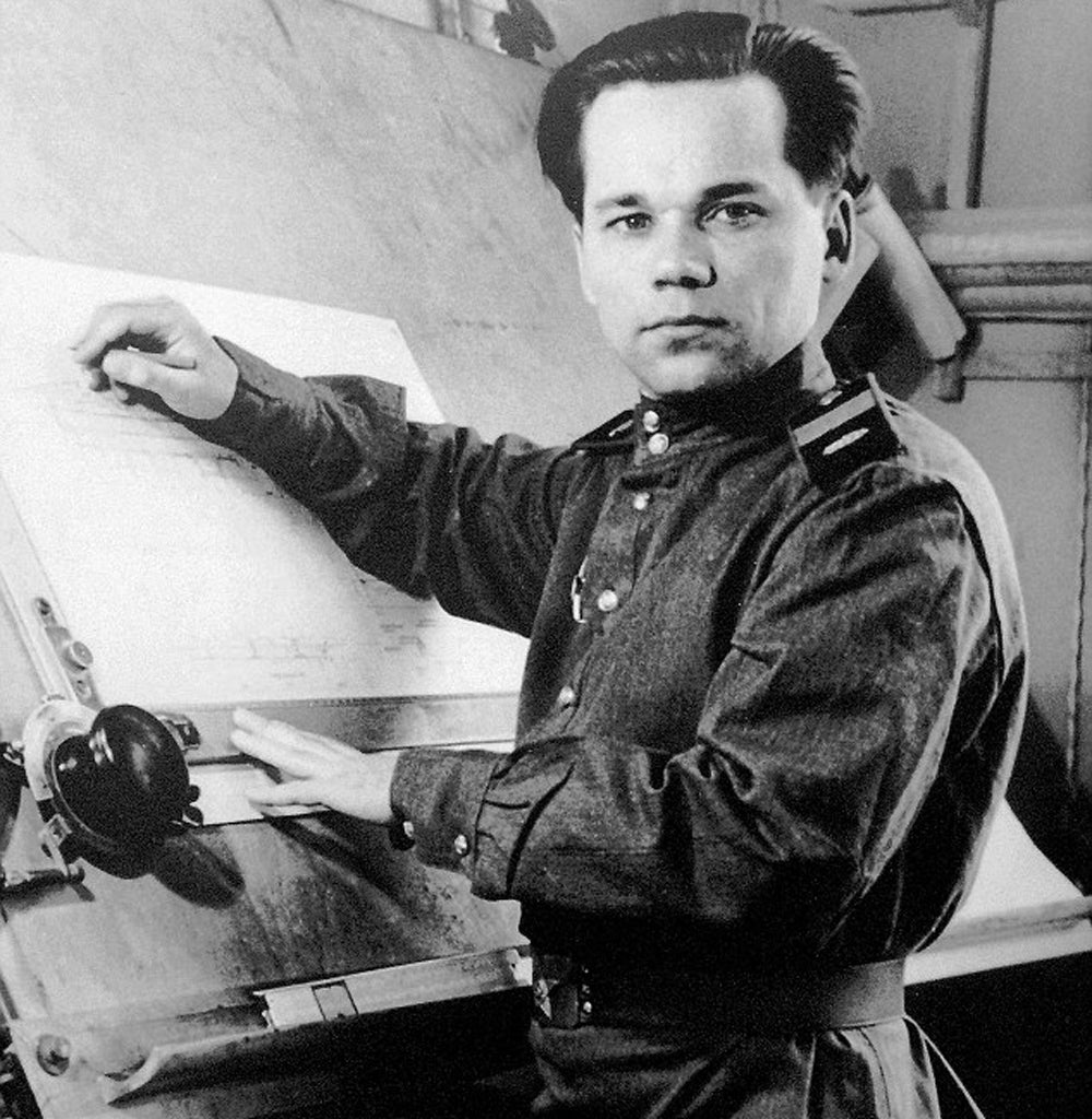 Mikhail Kalashnikov: The Father of 100 Million Rifles