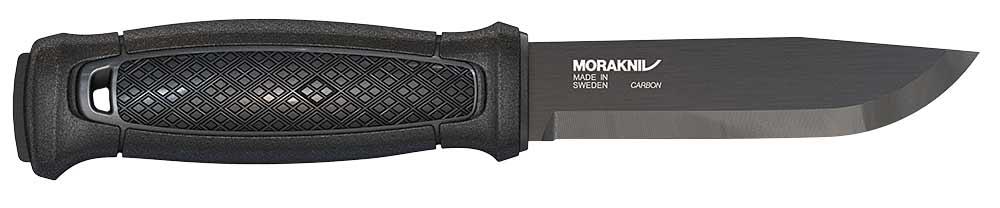 Mora Garberg Black Carbon Knife