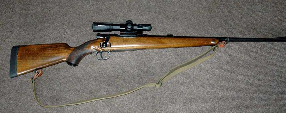 Husqvarna Model 640 Sporter