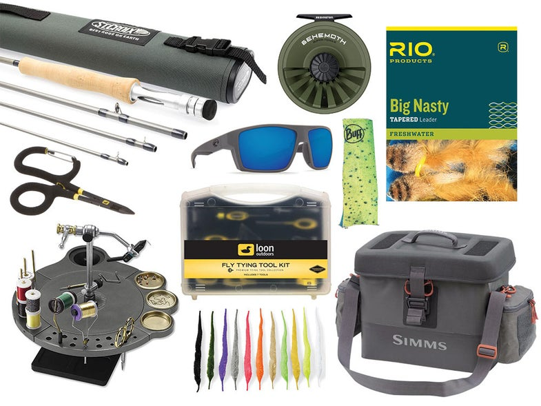 fly tying gift guide