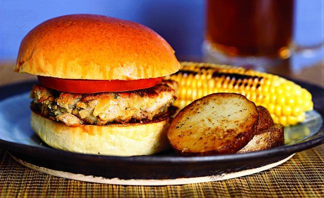 Recipe: The Montauk Bluefish Burger
