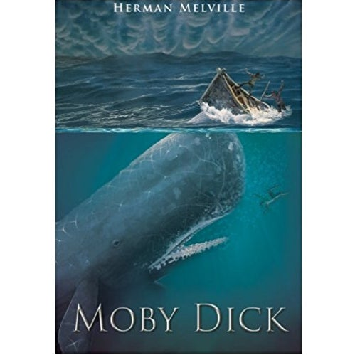 moby dick whale ahab herman melville