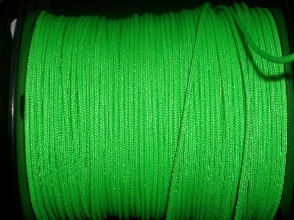 a roll of 60x custom string d-loop material