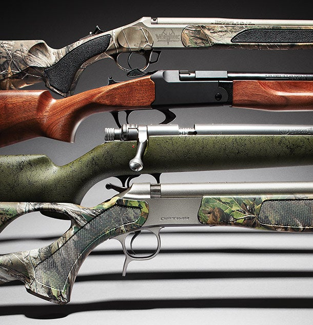 Field Test: 4 New Muzzleloaders Tested and Reviewed