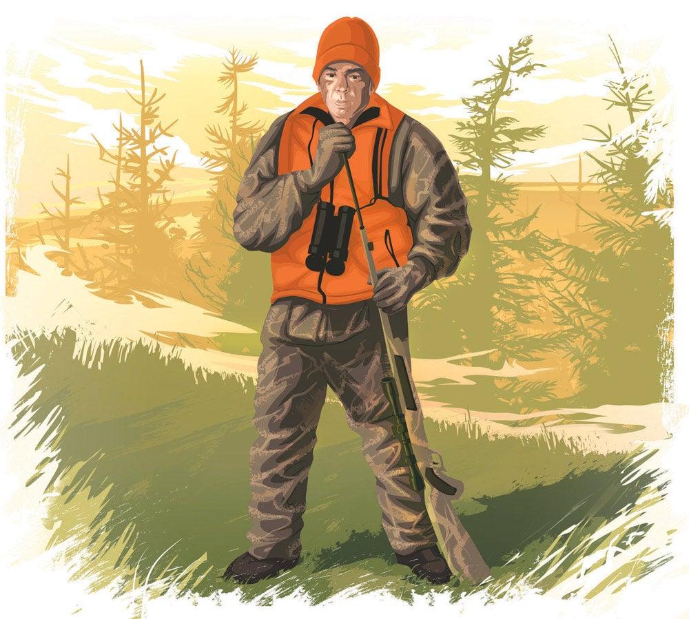 muzzleloader illustration