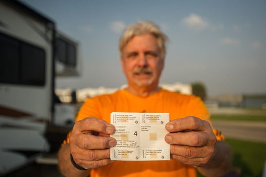 Shouldn't Your Fishing License Be Free When You're 99 Years Old?