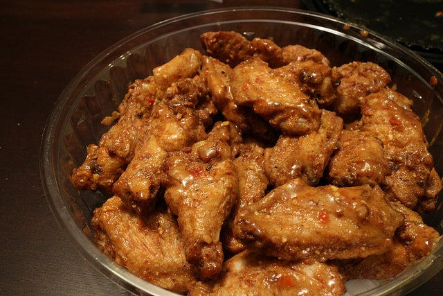Recipe: How to Make Spicy Peanut Wings