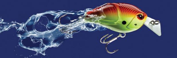 storm arashi bass fishing lure