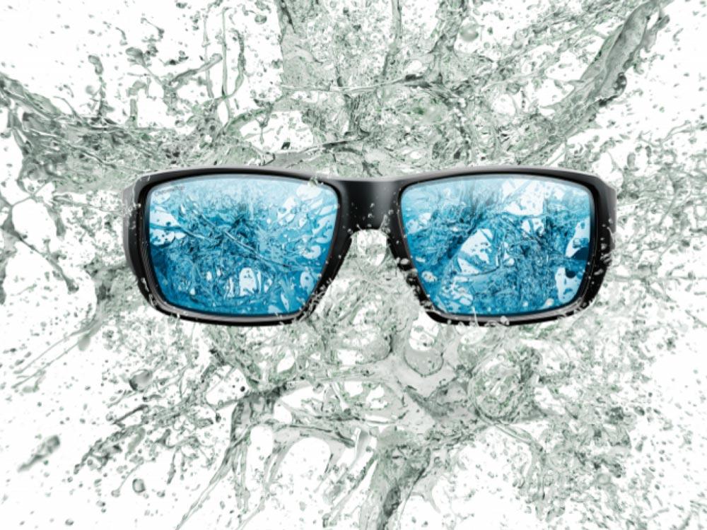 Smith Sunglasses Chromapop Glass