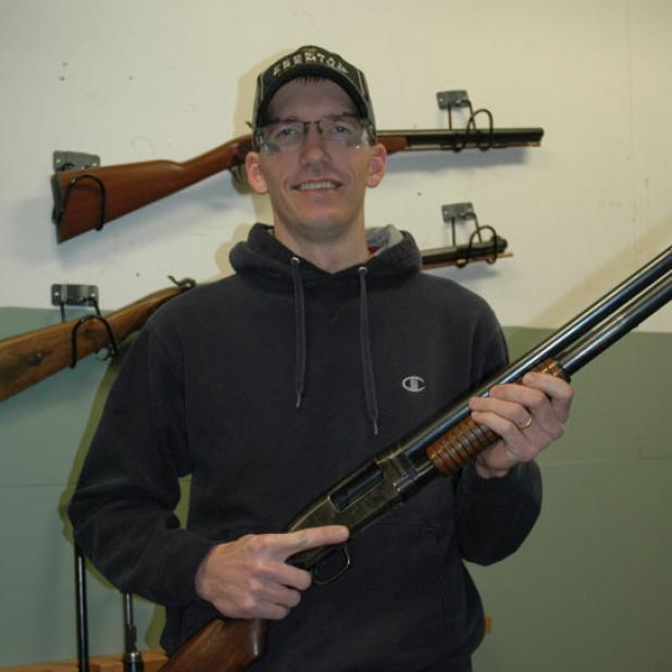 Federal's First Test Gun