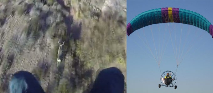 Idaho Hunters Fined for Using Powered Parachute to Find Deer