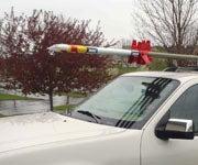 Secret Service Dismantles Angler's Faux Rocket-Tipped Rod Carrier