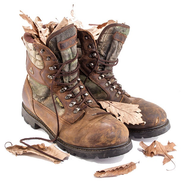 Dry Measure: How To Dry Wet Boots In The Field