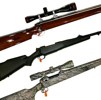 New rifles from Shot Show 2007