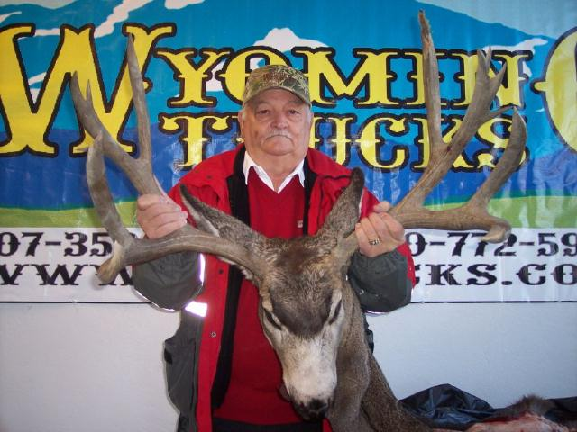 Rock Springs Muley