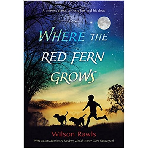 where red fern grows book wilson rawls