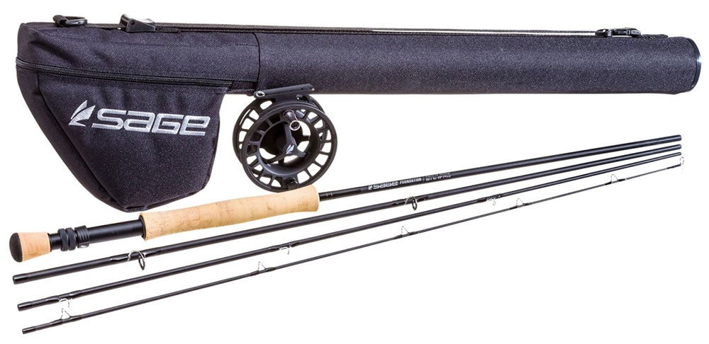 Sage Foundation Fly Rod and Reel Combo