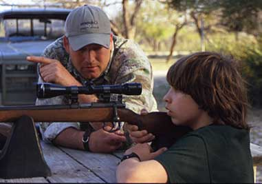 The Safari Club International's Apprentice Hunter Program