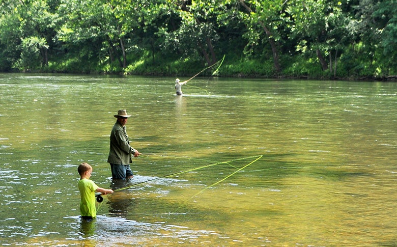 fishing, best fishing spots in America, America, fish