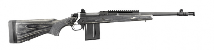 Ruger Scout Rifle, Pt. 3